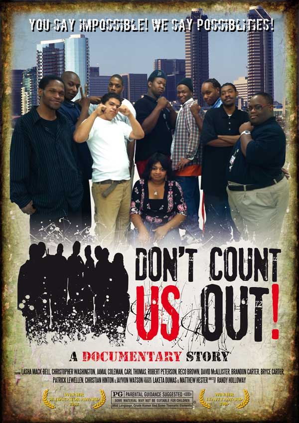 Don't Count Us Out! - Movie Poster